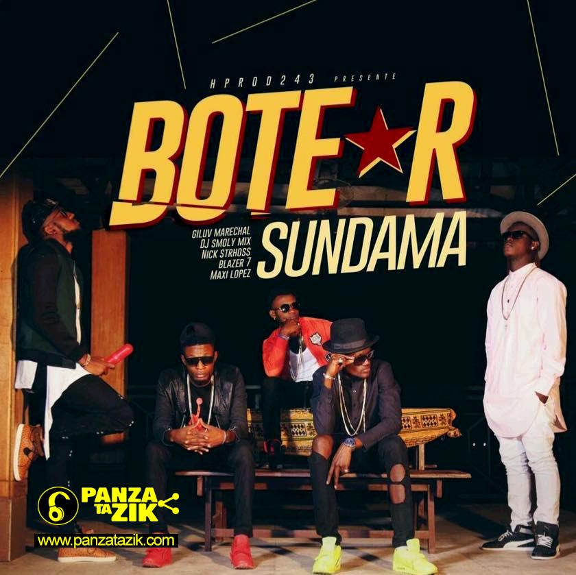 Bote R – Sundama