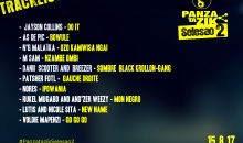 Panza Ta Zik Selesao 2, Le tracklist devoilé