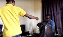 N John – Mbonge, Clip Officiel (La Ville de Kisangani à l'honneur)