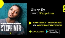 Glory Ey – « S'exprimer », single maintenant disponible
