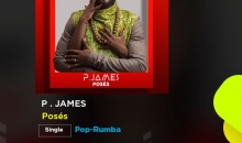 P.James – «Posés» single maintenant disponible