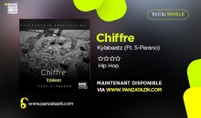 Kylabeatz – Chiffre  (Ft  S-Parano), single tuerie maintenant disponible