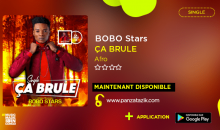 Bobo Stars – ça brûle, single maintenant disponible