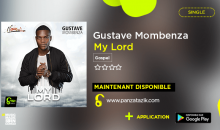 Gustave Mombenza – My Lord (single maintenant disponible)