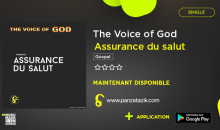 The Voice Of God – « Assurance du Salut » (Single maintenant disponible)