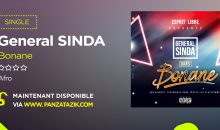General SINDA – BONANE (single maintenant disponible)