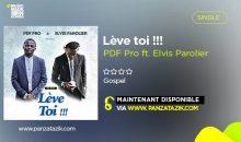 Pdf pro Ft. Elvis parolier – Lève toi !!!