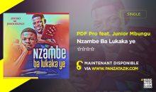 PDF Pro – Nzambe ba Lukaka ye (Ft. Junior Mbungu)