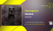 Hamsquach – « Obstiné » (maintenant disponible)