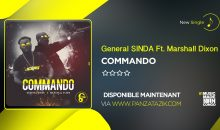 General SINDA – Commando Ft. Marshall Dixon (single disponible)