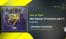 Son of God _Qui suis-je (Freestyle part 1)