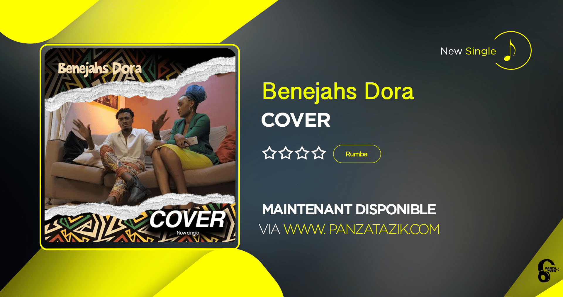 Benejahs Dora – Cover (single maintenant disponible)