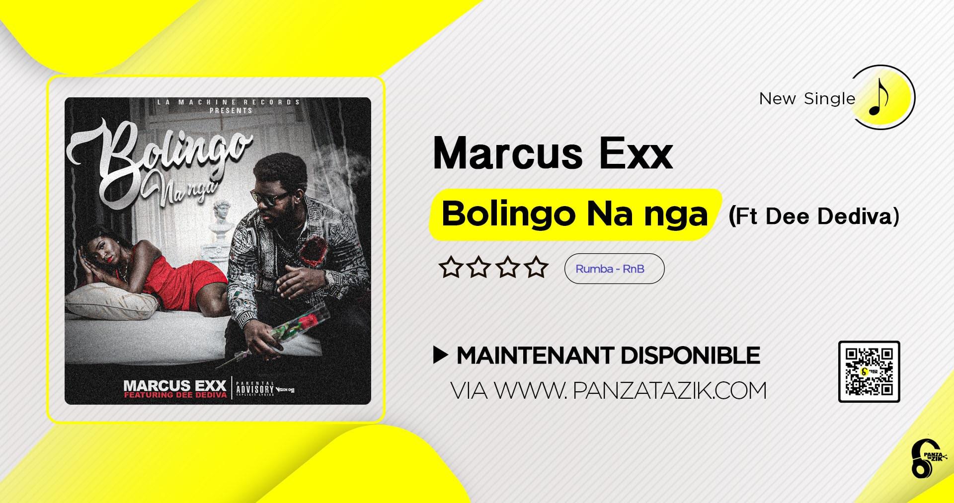 Marcus Exx – Bolingo Na Nga (Ft. Dee Dediva)