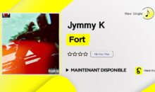 Jymmy K – Fort (single disponible)
