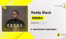 Reddy Black – Ebeba (single disponible)