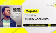 Fr. Sony J KALONDA – Majesté (single disponible)