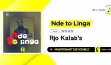 Rjo Kalab's – Nde to Linga (prod. Kanda Records studio)
