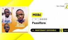"Passiflore – ""Miliki"" (Prod Kanda Records Studio)"