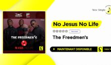 The Freedmen's – No Jesus No Life (Prod.Bmp)