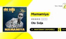 Oto Solja – Mamamiya (Prod. Kanda records)