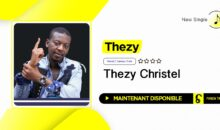"Thezy Christel – ""Thezy"" (single disponible)"